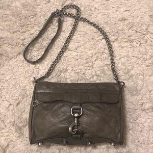 Rebecca Minkoff crossbody leather bag